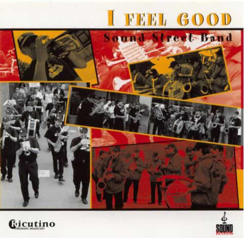 Copertina di I feel good
