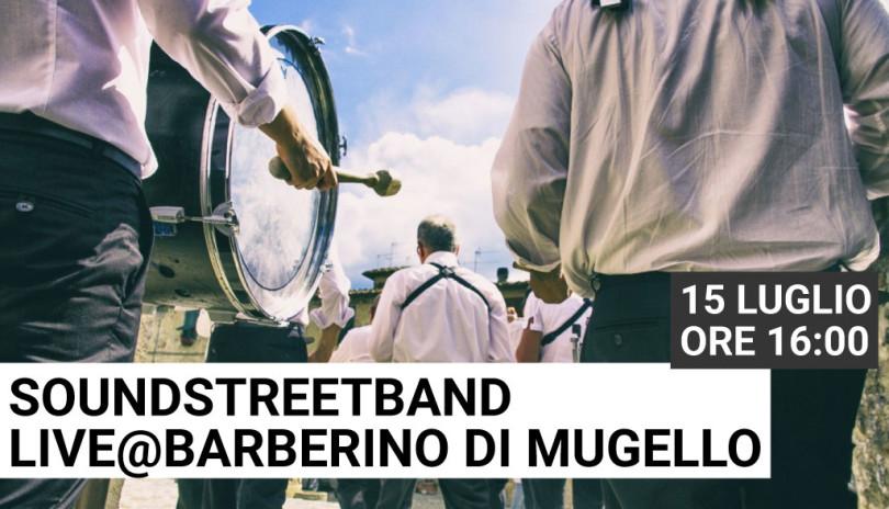 STREETBANDLIVE@BARBERINO